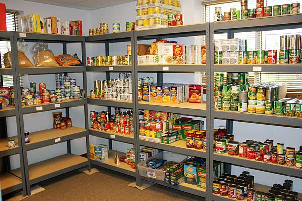 Schaller, Iowa Food Pantry