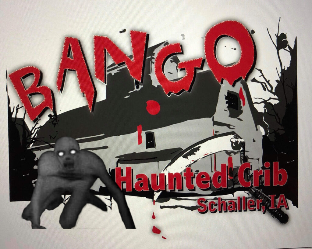 Bango Haunted Crib Ghost Walker