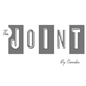 Cannabis One | The Joint logo-grey