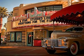 Movie Marquee