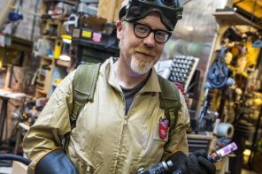 Adam Savage Cosplay