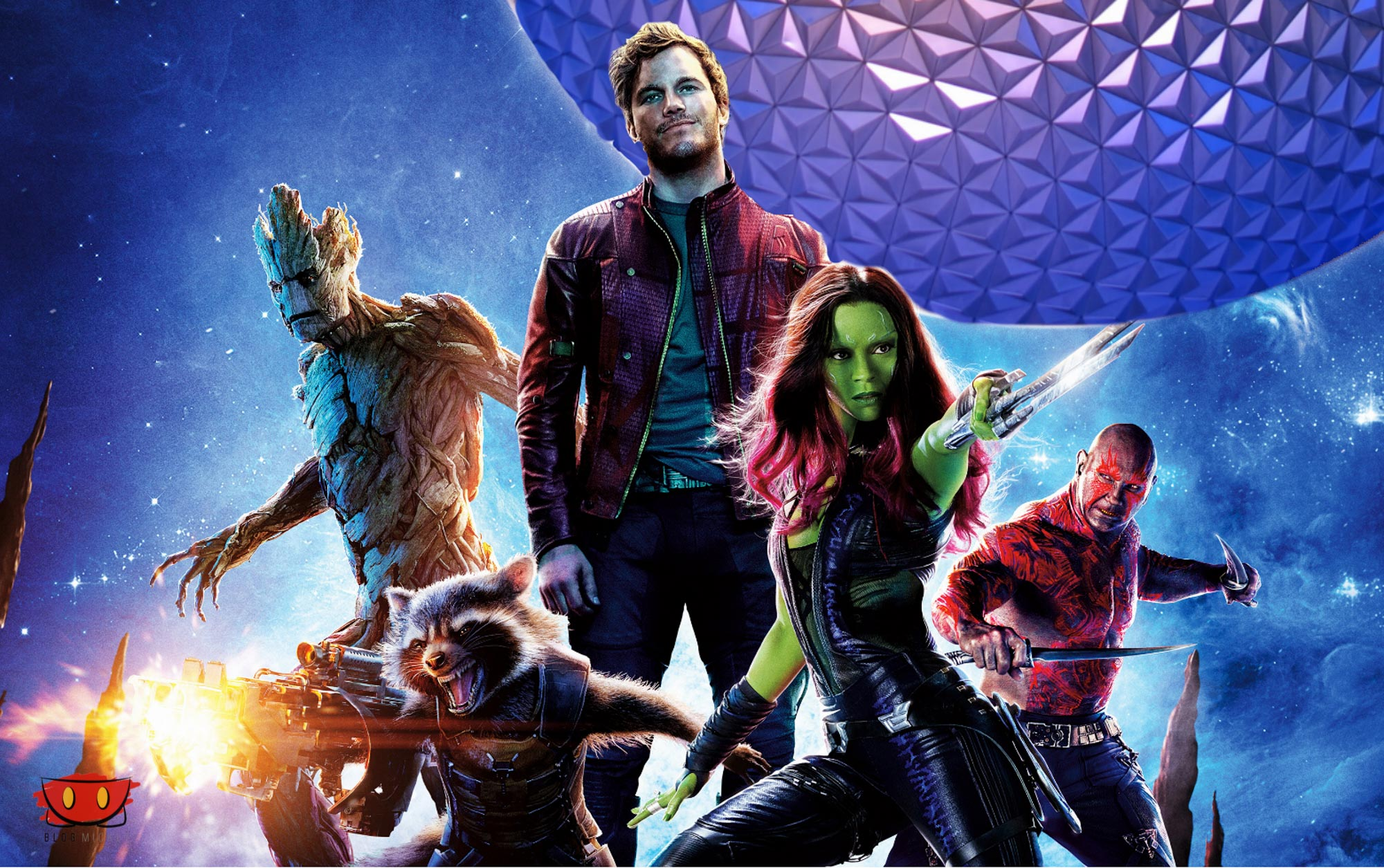 Guardians of the Galaxy - Epcot
