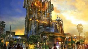Guardians of the Galaxy - Tower of Terror - 2