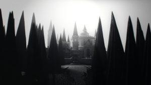 Ilvermorny Castle Photo Credit: Pottermore