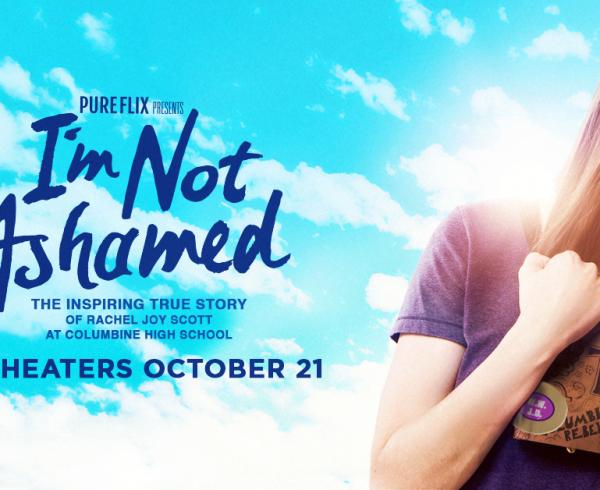 I Am Not Ashamed Movie