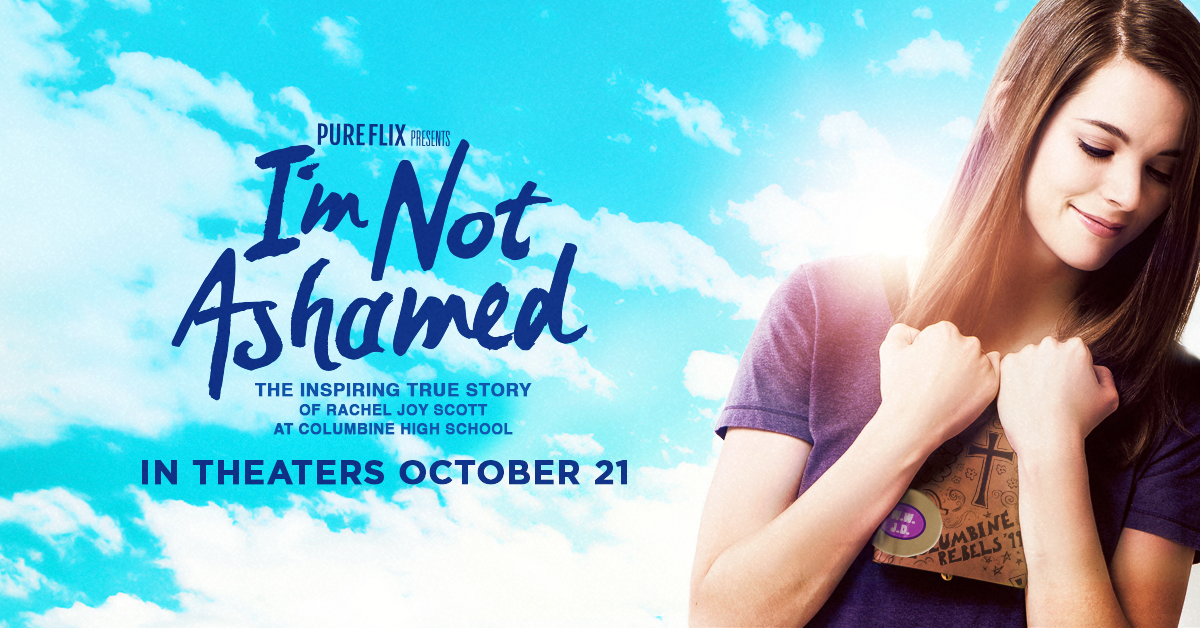 I Am Not Ashamed Movie
