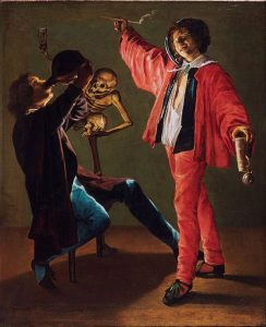 "Judith Leyster, ""The Last Drop (The Gay Cavalier),"" c. 1639, oil on canvas, 35 in × 29.0 in., Philadelphia Museum of Art, Philadelphia"