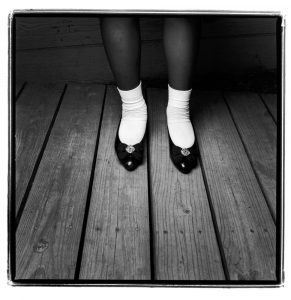"""From Weeping Mary Project: """"Demitria's Shoes""""© O. Rufus Lovett © O. Rufus Lovett"""