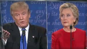 Trump Clinton First Debate