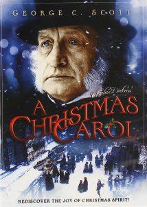 A Christmas Carol George C. Scott