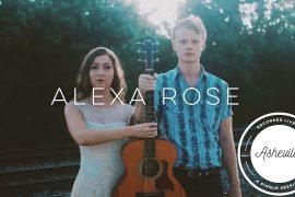 Folksinger Alexa Rose