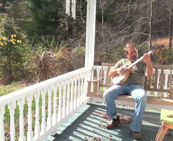the porch and the art of listening to america