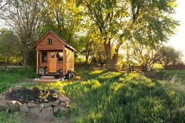 A Tiny House for a Simple Lifestyle