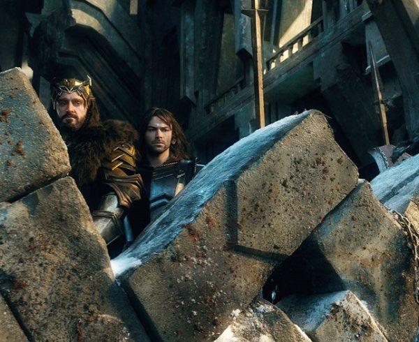 Building Walls Tolkien