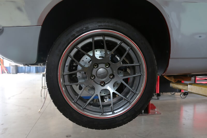Automotive Wheel Repair in Plano Texas