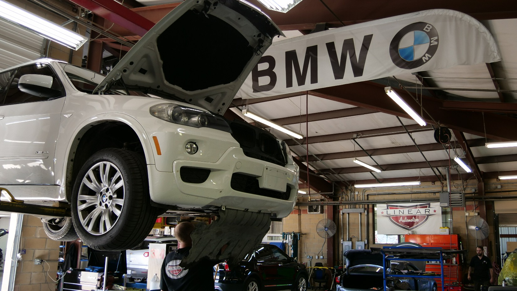 BMW Brake Fluid Flush