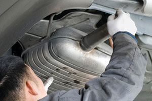 Catalytic Converter Replacement Plano Allen Richardson McKinney Texas