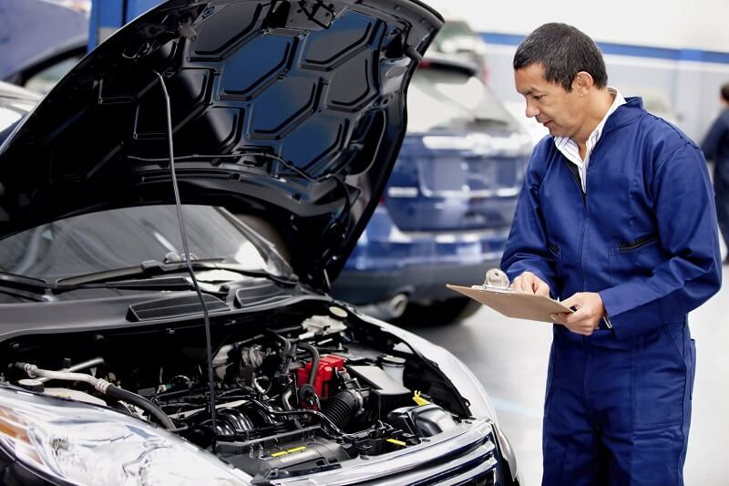 Certified Factory Scheduled Regular Auto Maintenance in Plano Texas