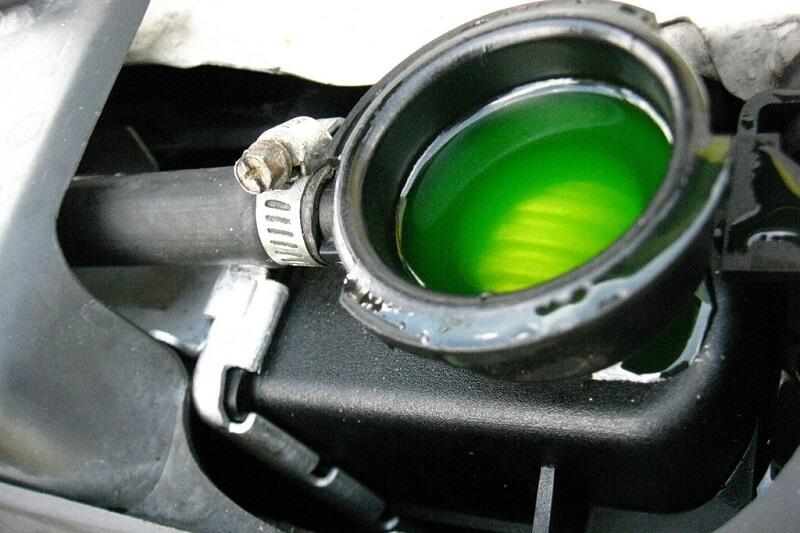 Mercedes-Benz Coolant Flush in Plano Richardson Allen McKinney Texas