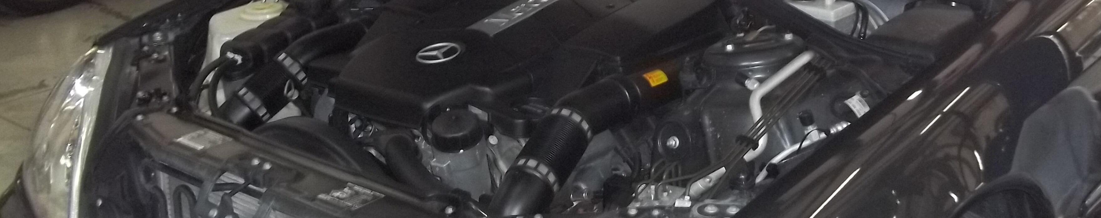 Mercedes-Benz Hose Repair Plano Allen Richardson McKinney Texas