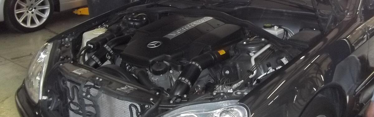 Mercedes-Benz Hose Repair Service in Plano Allen Richardson McKinney Texas