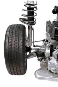 Mercedes-Benz Shock Repair Plano Richardson Allen McKinney Texas