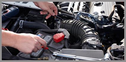 Mercedes-Benz Tune-Up Service Plano Richardson Allen McKinney Texas