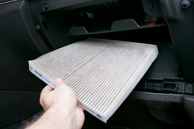 Mercedes Cabin Air Filter Replacement Plano Richardson Allen McKinney Texas