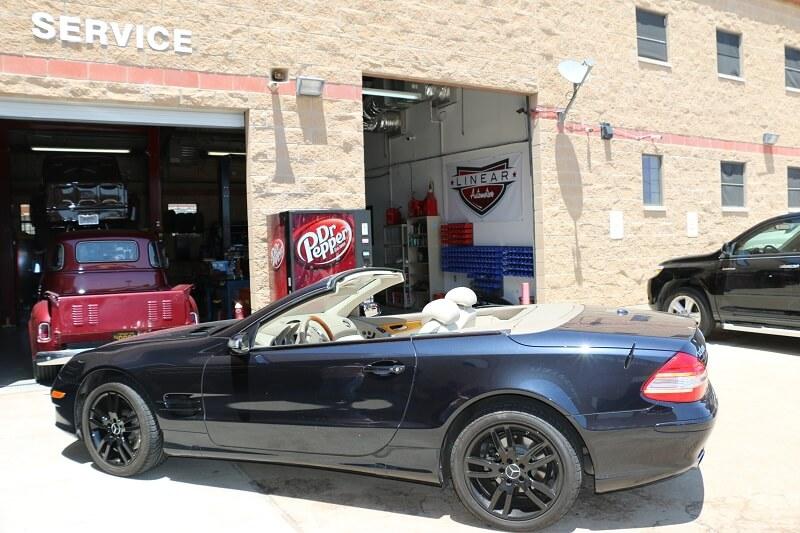 Mercedes Computer Service Plano Richardson Allen McKinney Texas
