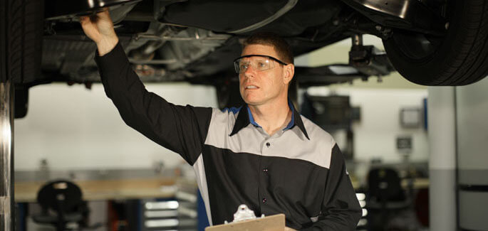 Mercedes Multi-Point Inspection Plano Richardson Allen McKinney Texas