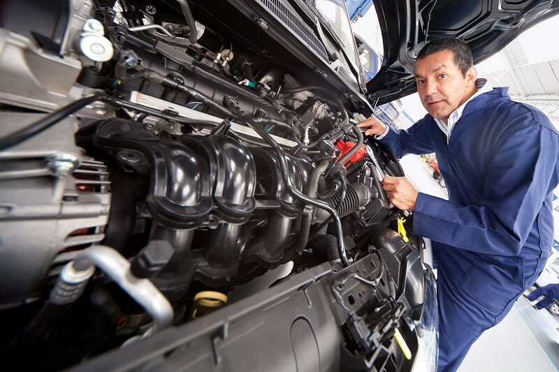 Tune Up Automotive Service in Plano Texas