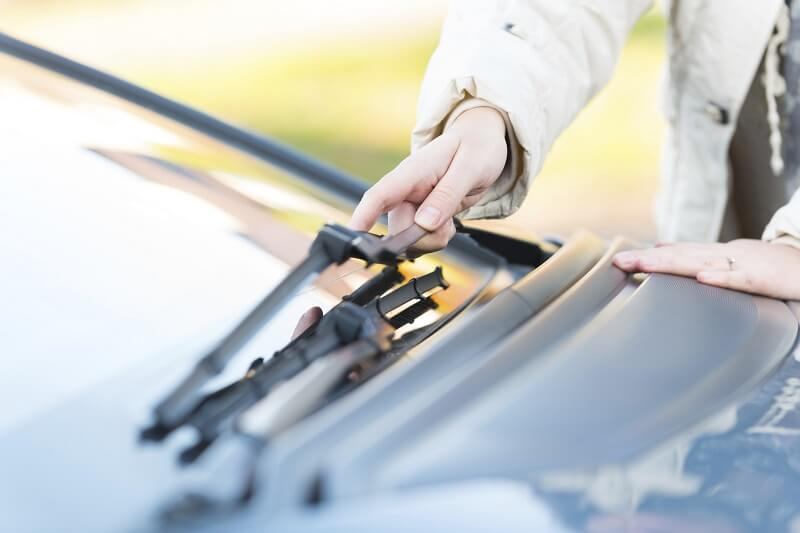 Wiper Blade Auto Repair Service in Plano Texas