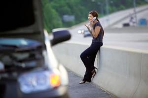 Car Broke Down On Roadside And Need Help
