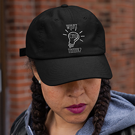 What Chu Think? Hat