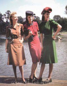 1940s-Utility-Fashion-Norman-Hartnell-Designer