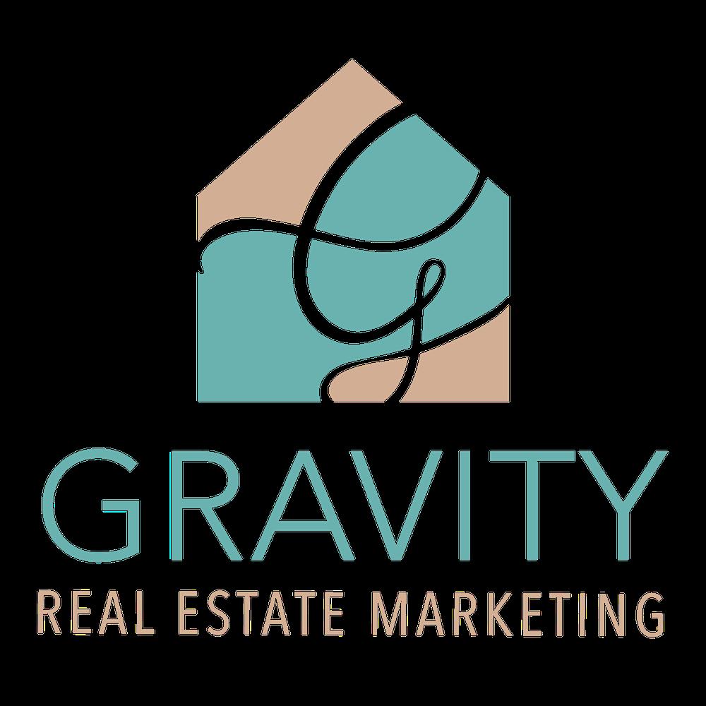 Gravity Real Estate Marketing Logo