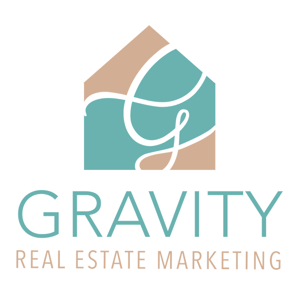 Gravity Real Estate Marketing Logo