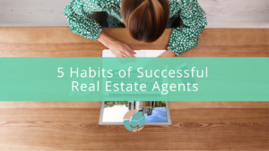 blog cover habits of successful real estate agents