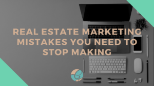 blog cover real estate marketing mistakes
