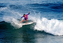 Hawaii Surfing Champion Carissa Moore
