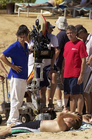 Alexander Payne & George Clooney