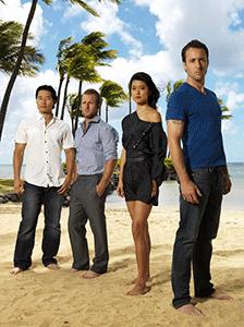 Hawaii Five-0 main stars