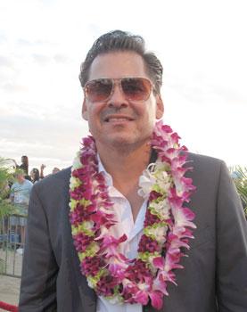 Hawaii Five-0 executive producer Peter Lenkov