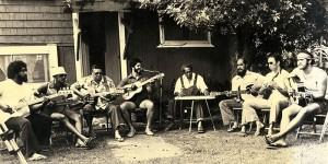 Gabby Pahinui - Backyard Kanikapila Waimanolo