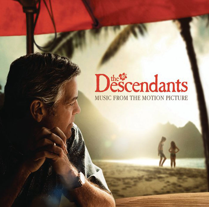 The Descendants CD
