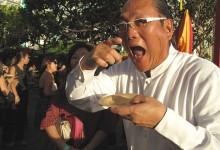 Iron Chef Masharu Morimoto | Photo © Heidi Chang