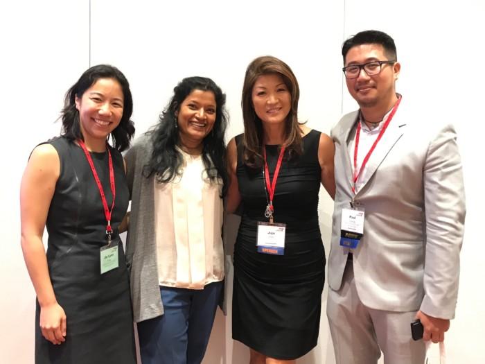 Jia Lynn Yang, Subrata De, Juju Chang and Paul Cheung