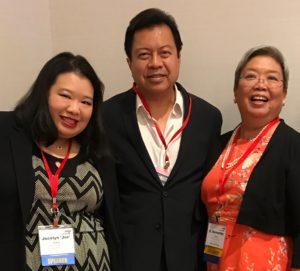 AAJA17 Speakers: Joz Wang, Rick Quan and E. Samantha Cheng   Photo © Heidi Chang