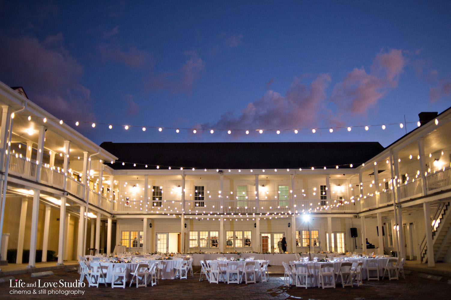 All About Events St Augustine Wedding Event rentals 6