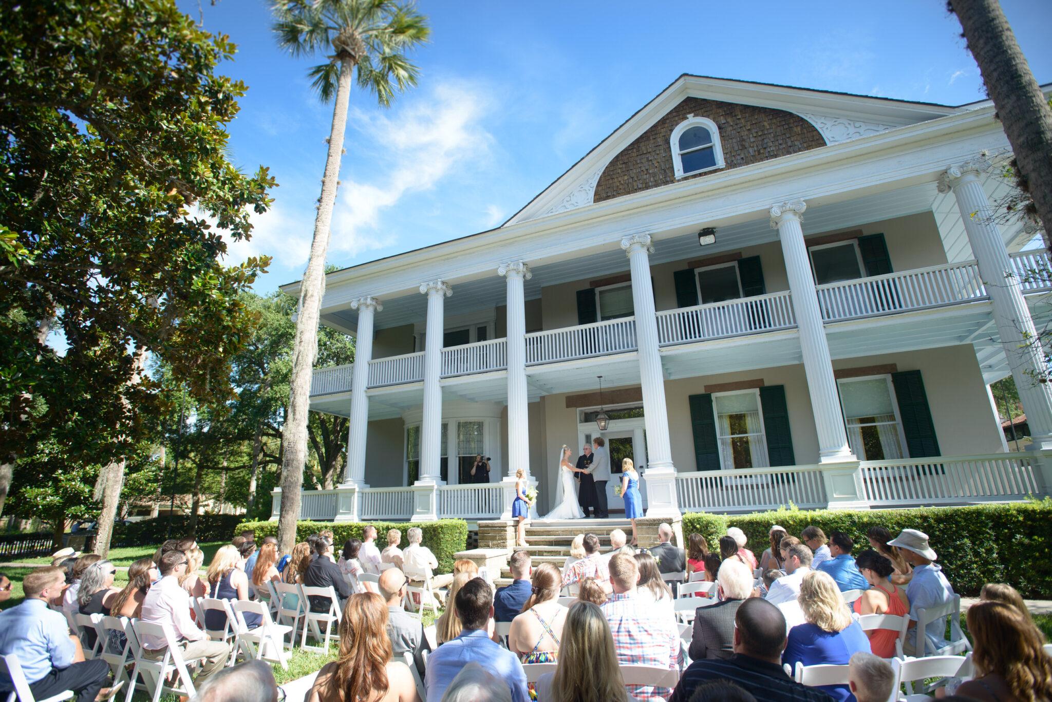 Flagler College wedding venue 7-1